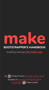 Make - Bootstrapper's Handbook